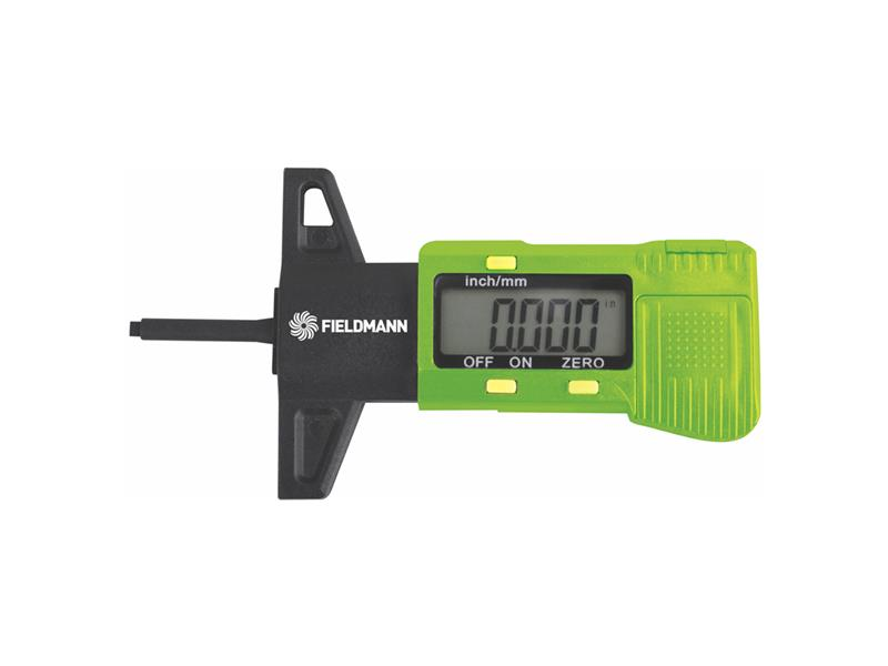 Hloubkoměr do 25mm FIELDMANN FDAM 0201