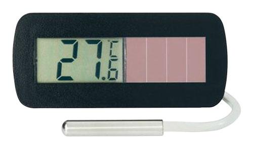Teplomer digitálny solární zabudovateľný SLT-10