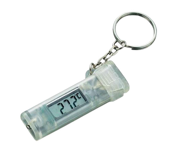 Teplomer klúčenka Voltraft KT-1, -15 až +49,8 °C