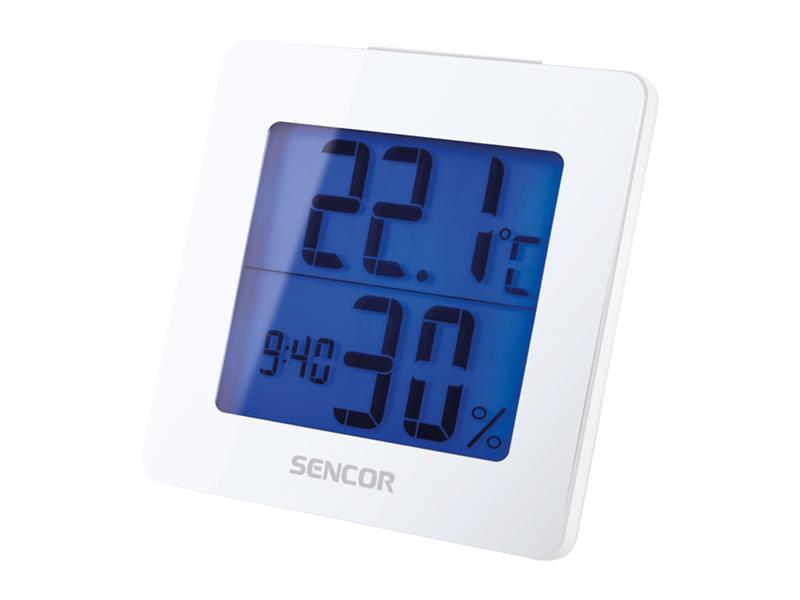 Teplomer SENCOR SWS 1500 W s hodinami