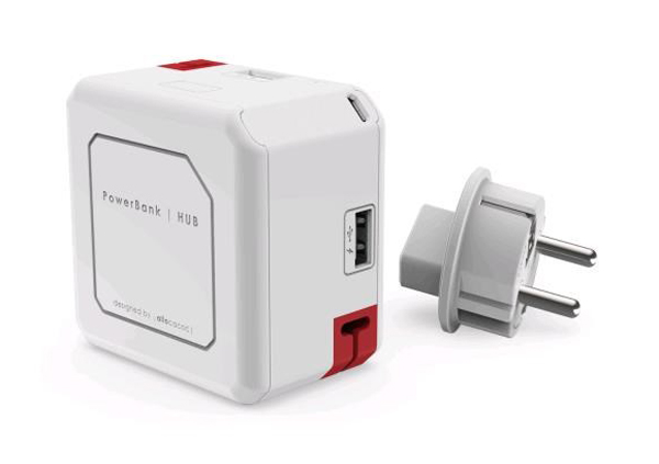 HUB POWERCUBE POWER USB PORTABLE