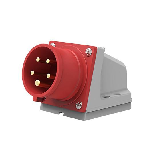 Vidlice nástěnná SOLIGHT P152, 5-pólová, 400v / 16A, IP44