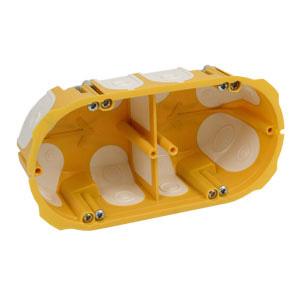 Krabica prístrojová KOPOS KPL 64-50/2LDNA do sadrokartónu