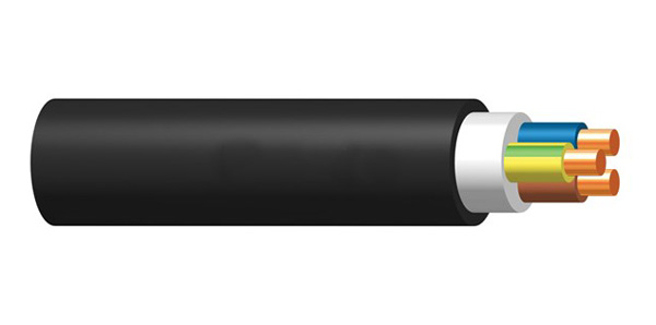 Kábel NKT CYKY-J 3 x 1.5 100m / box