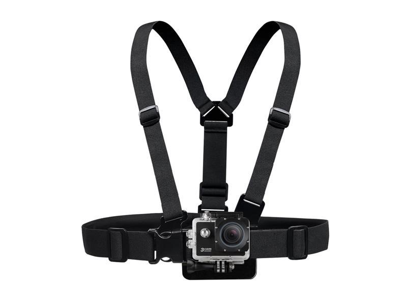 Držiak na hlavu a hrudník ku kamere SENCOR 3CAM 4K01W Outdoor