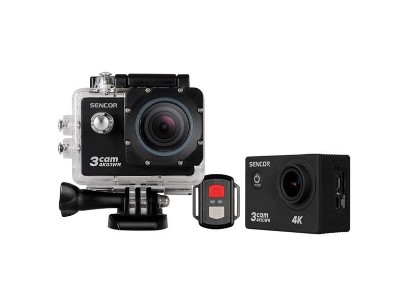 Kamera akční SENCOR 3CAM 4K03WR Outdoor