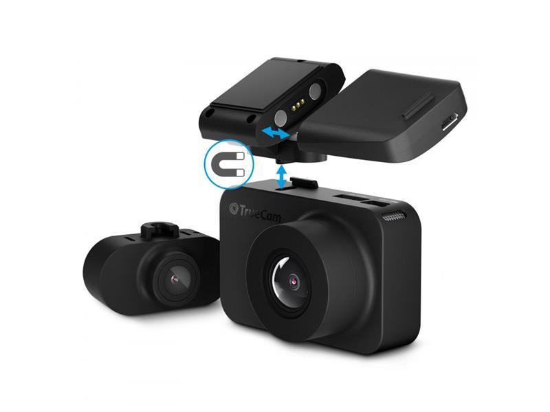 Kamera do auta TRUECAM M7 GPS Dual (s hlásením radarov)