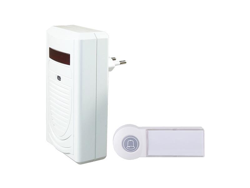 Zvonček bezdrôtový 6898 - 80