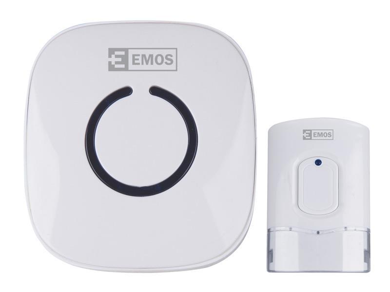 Zvonček bezdrôtový EMOS 838W