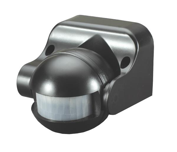 PIR senzor (pohybové čidlo) ST09 - černá (LX39) f1fc193b2ae