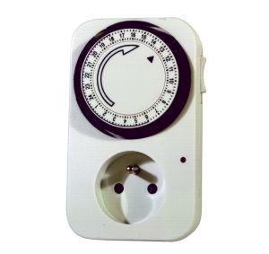 Spínacie hodiny mechanické (24hodín)