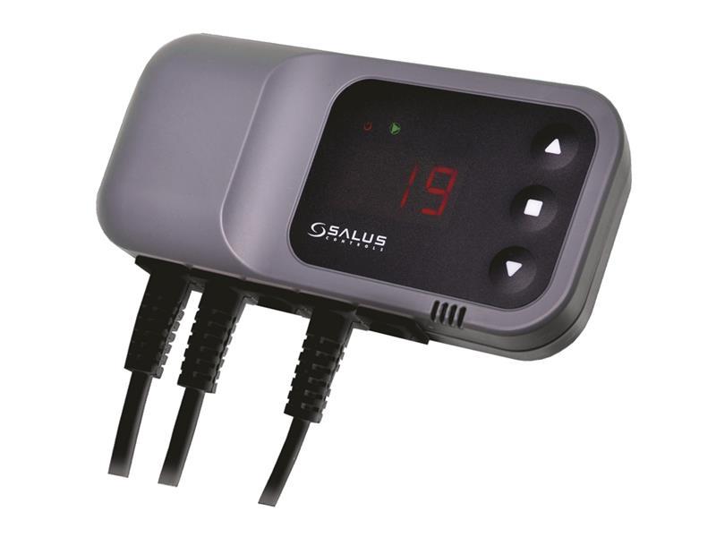 Termostat pro oběhová čerpadla SALUS PC série PC11