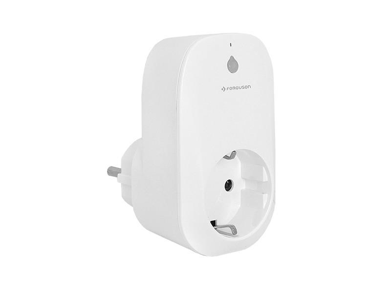 Zásuvka WiFi FERGUSON SMART biela