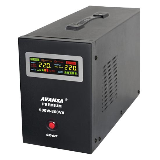 Záložní zdroj pro oběhová čerpadlá AVANSA UPS 500W 12V