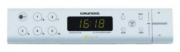 Rádio GRUNDIG SONOCLOCK 690 kuchyňské