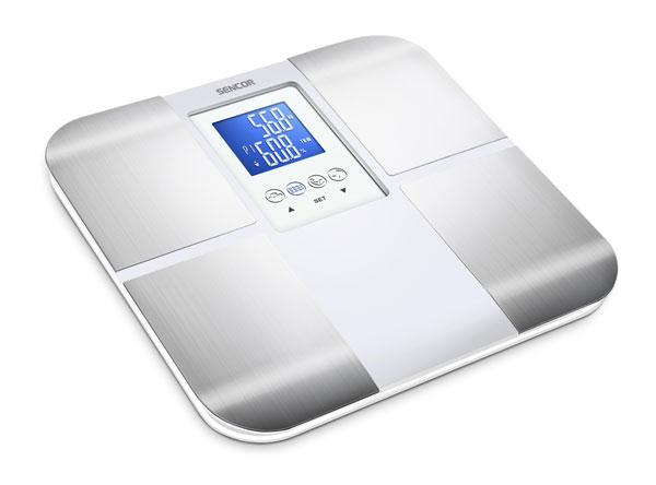 Váha osobná SENCOR SBS 6015WH