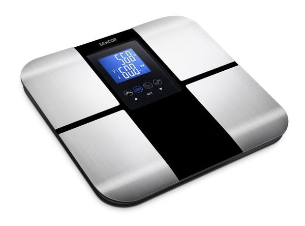 Váha osobná SENCOR SBS 6015BK