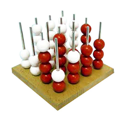 Hra 3D piškvorky