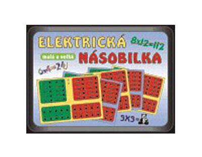 Hra vzdelávacia Elektrická násobilka