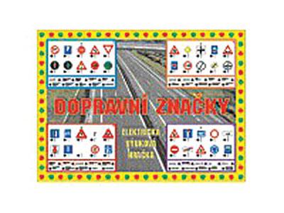 Hra vzdelávacia Dopravné značky