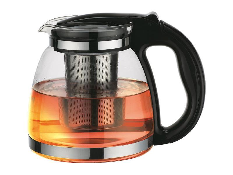 Kanvica ORAVA VK-150 čajová sklenená 1,5l