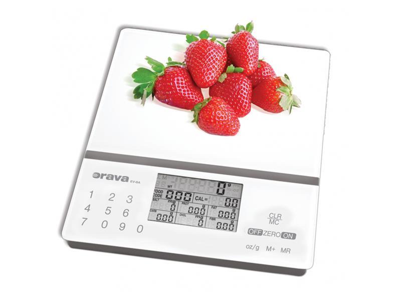 Váha kuchynská ORAVA EV-8A dietetická