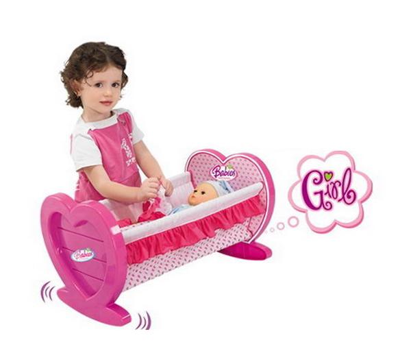 Kolíska pre bábiky G21 detská