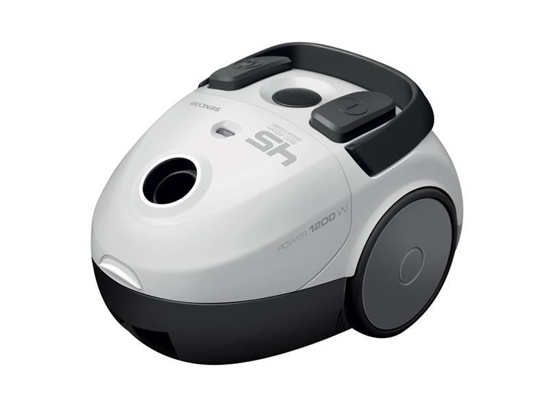 Vreckový vysávač SENCOR SVC 45WH-EUE2 podlahový