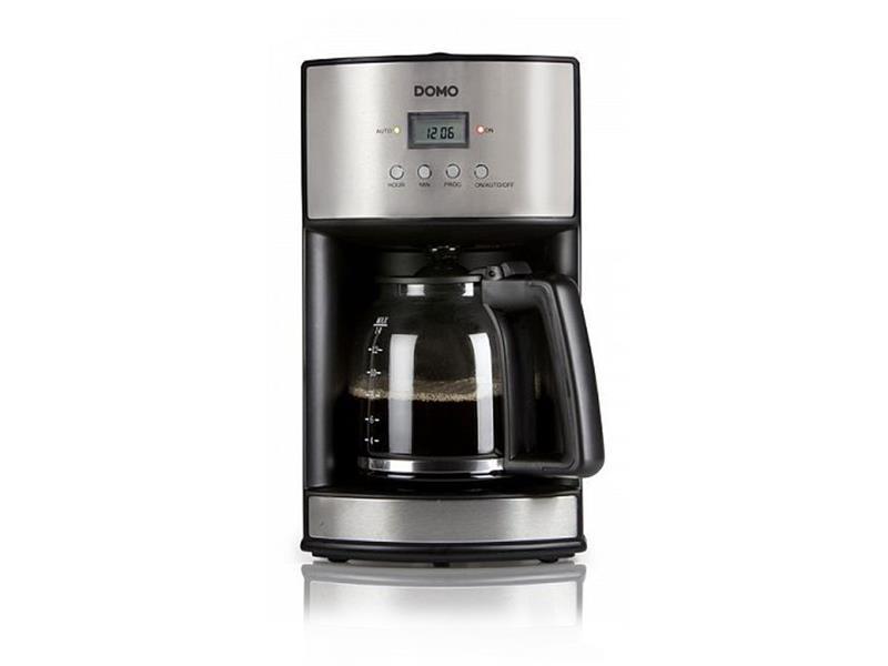 Kávovar DOMO DO473KT s časovačom