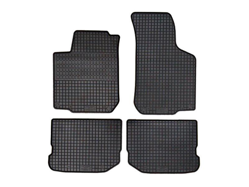 Koberce gumové přesné - Škoda Fabia III