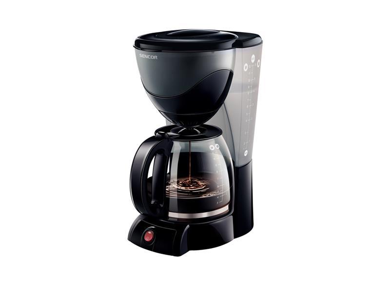 Kávovar SENCOR SCE 3000BK