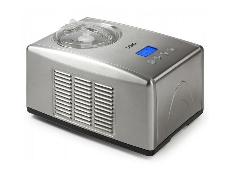 Zmrzlinovač - výrobník zmrzliny s kompresorem DOMO DO9066I