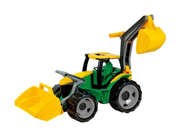Detský traktor LENA GREEN 65 cm