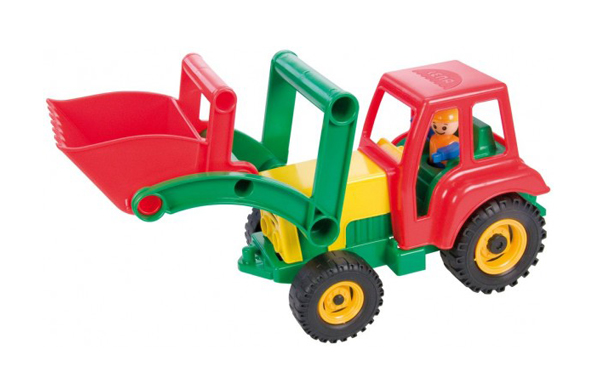 Detský traktor LENA 35 cm