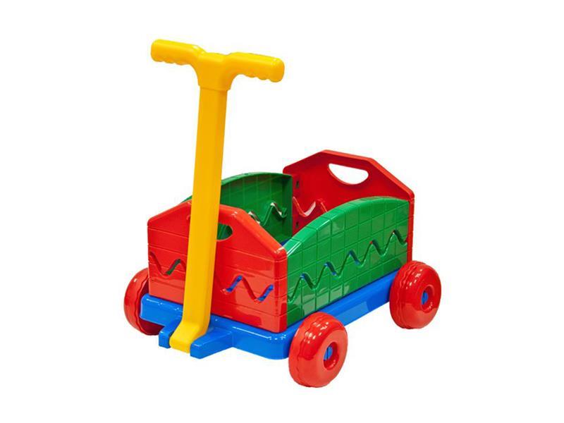 Detský skladací vozík LENA