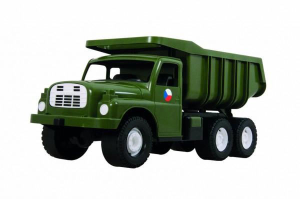 Detské nákladné auto DINO TATRA 148 GREEN 73 cm
