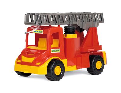 Detské hasičské auto WADER 43 cm