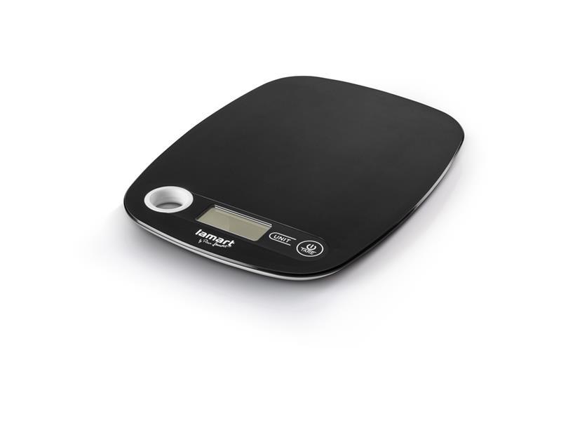 Váha kuchyňská LAMART LT7022 POIDS čierna