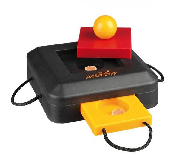 Hračka pre psov TRIXIE GAMBLE BOX 15 cm