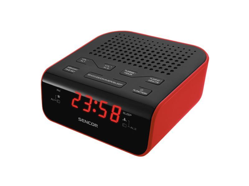Rádiobudík SENCOR SRC 136 RD