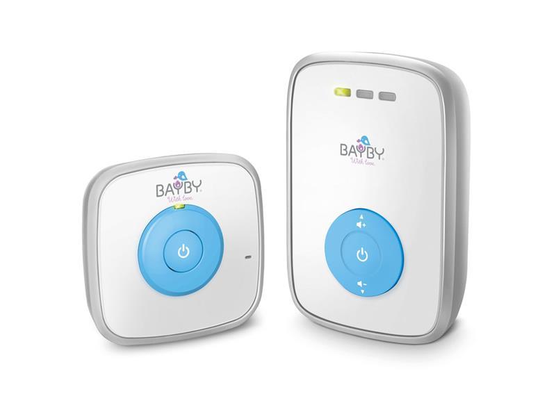 Chůvička dětská BAYBY Digitalní audio BBM 7000