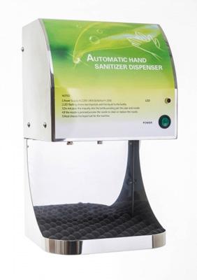 Dávkovač dezinfekcia G21 RUBBY nerez oceľ 2000 ml automatický