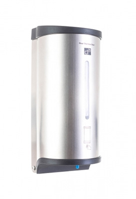 Dávkovač mydla G21 RIVER nerez oceľ 800 ml automatický