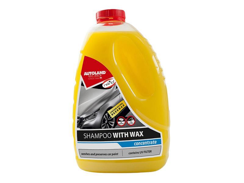 Autošampon s voskem NANO+ 3L (koncentrát)