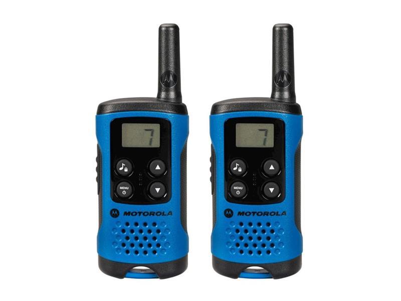 Vysielačky MOTOROLA TLKR T41 modrá