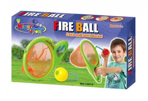 Sieťka na chytanie a strieľanie loptičiek G21 FIRE BALL