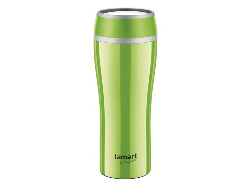 TERMOHRNČEK LAMART LT4024 0,4L FLAC zelený