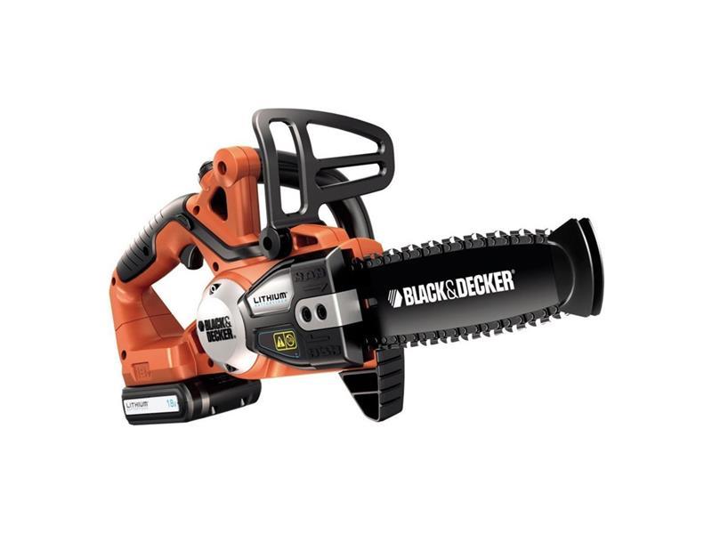 Chain Saw AKU BLACK+DECKER GKC1820L20