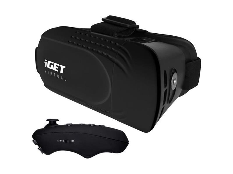3D okuliare iGET VIRTUAL R2