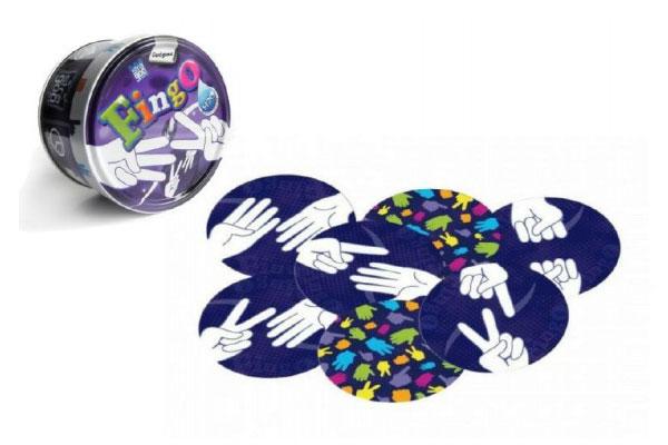 Hra kartové BONAPARTE GRABOLO FINGO detská